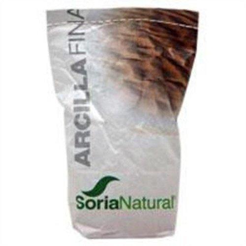 Arcilla Roja Fina 1 kg de Soria Natural