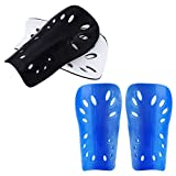 ARTIBETTER 2 Pair Kids shin Guards Perforated Soccer Equipment for Boys and Girls