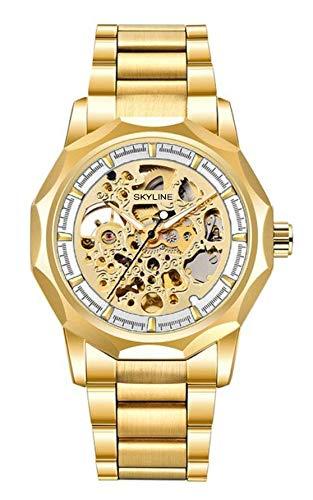 Reloj Longbo Dorado 80009