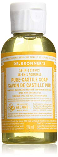 Jabón de Castilla líquido orgánico Dr Bronner