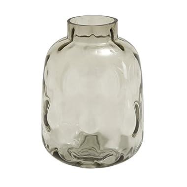 Deco 79 99836 Glass Vase, 8  x 11