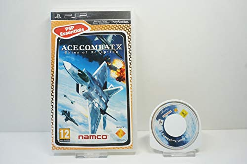 Sony Ace Combat X: Skies of Deception Essentials, PSP