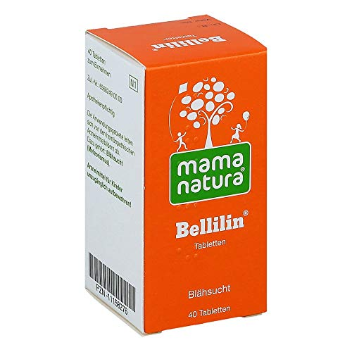 MAMA NATURA Bellilin Tabletten 40 St Tabletten