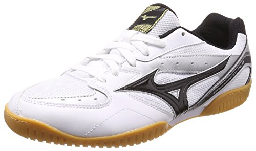 Mizuno RX4 Cross Match Plio Table Tennis Shoes - white