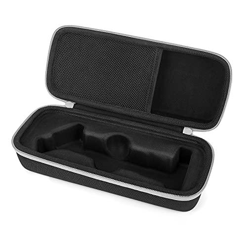 Étui Housse pour OneBlade Pro QP6620/30 QP6520/20 QP6520/30, Coque Rigide avec éponge Sac de Rangement (Black)