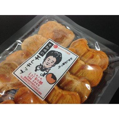 静岡産 次郎柿 手づくり柿チップ  70g×5個 csg