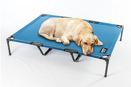 2PET Cooling Elevated Dog Bed