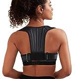 Back Straightener Posture Corrector for Women and Men Upper Back Posture Brace for Men Women Clavicle Support Back Posture Support Brace for Neck Shoulder Back Pain Relief (Universal) 2020 New
