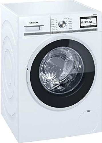 Siemens WM14Y7TT9 Waschmaschine Frontlader / A+++ / 1400UpM / Komfortverschluss