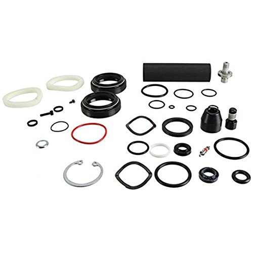 RockShox Pike Solo Air Upgraded Service Kit, Unisex, Pike Solo Air Upgraded, Black, N/A