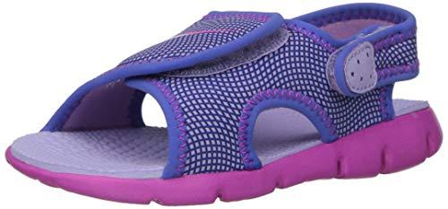 386521-504 Nike Girls' Sunray Adjust 4 (TD) [GR 25 US 8C]