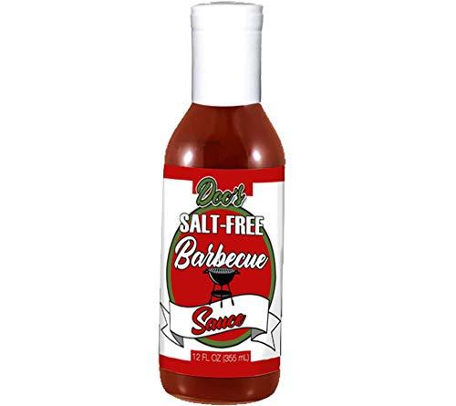 Doc's Salt Free BBQ Sauce (1)