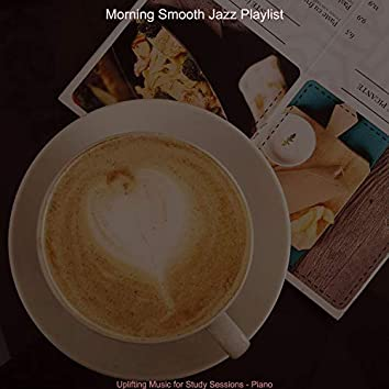 Uplifting Music for Study Sessions - Piano