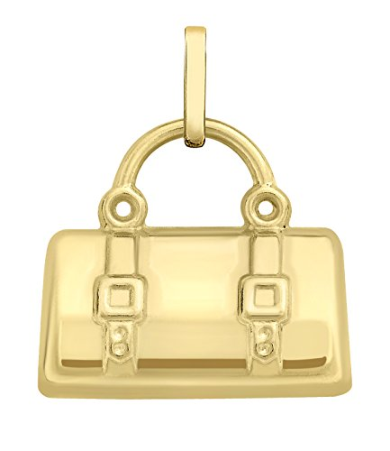 Carissima Gold Reisetasche Talisman 9 Karat Gelbgold 1.62.5153