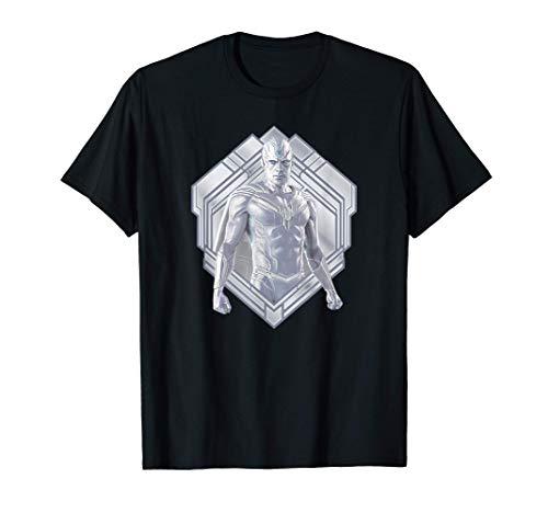 Marvel WandaVision The Vision Camiseta
