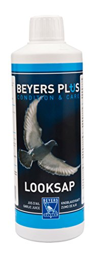 Beyers Plus Racing Duif Supplement Knoflook Sap 400ml