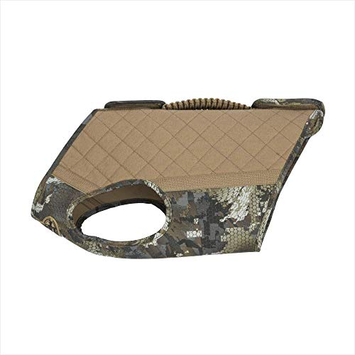 Rig'Em Right Waterfowl Bloodline Elite Dog Vest for Duck Hunting with Ultra Comfortable 3mm Neoprene 3-Layer Construction, Flotation Foam, Heavy-Duty Canvas, and More (Optifade Timber, XL)