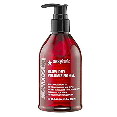 SEXYHAIR Big Blow Dry Volumizing Gel, 8.5 Fl Oz