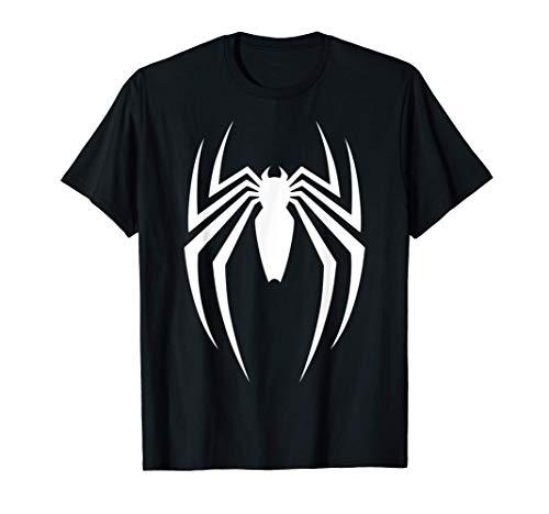 Marvel Spider Man Gameverse Logo Camiseta