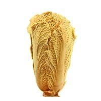 JCCOZ-URG 百の富を意味小さな葉つげ木彫りキャベツの形手の小さな飾りネックレスペンダント JCCOZ-URG (Size : 8cm)