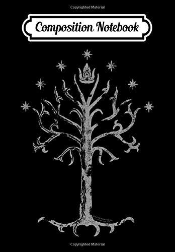 White Tree Of Gondor Sticker LOTR Decal Apple MacBook iPad Laptop Car Window
