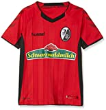 hummel Kinder SCF Home SS 18/19 Trikot, True Red/Black, 164