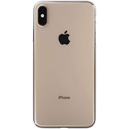 Air jacket for iPhone XS Max(クリア)