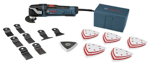 New Bosch MX30EK-35 3.0-Amp Oscillating Tool with Quick Change, 35 Accessories and Case (Discontinue...