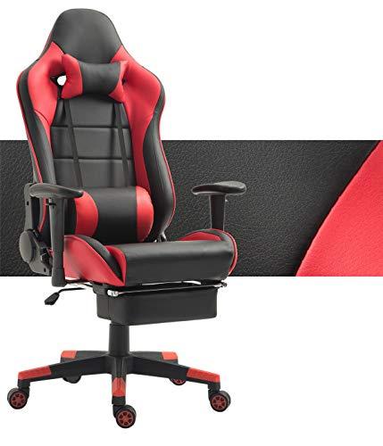Tiigo Sedia Ufficio Sedia Gaming Sedia da Ufficio E da Casa...