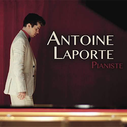 Antoine Laporte, Pianiste