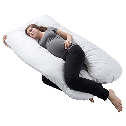 Remedy Full Body Contour U Pillow for Pregnant Women