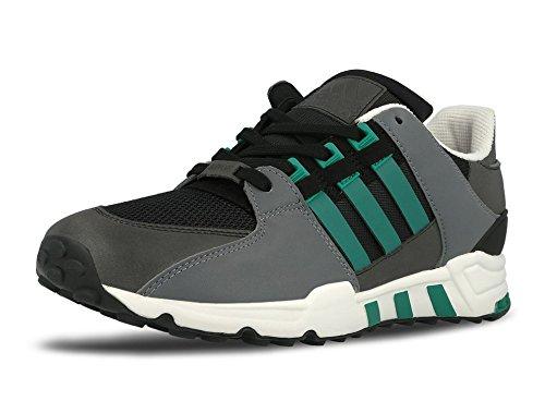 Adidas Originals Equipment Running Support, core black-sub green-chalk white, 8