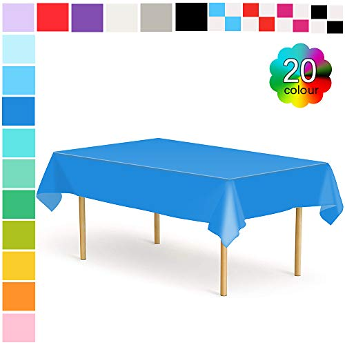 environ 1.83 m Haorui Spandex stretch lycra Table Cover Cloth 6 ft pied rectangulaire Coupe Mariage