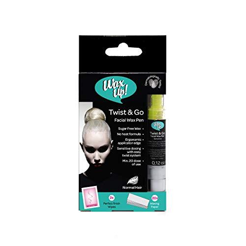 WAX UP - Haarentfernungsstift für Augenbrauen und Gesichtshaar, Normal