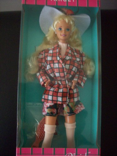 Pretty in Plaid Barbie: Target Exclusive