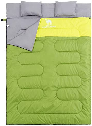 Top 10 Best two person sleeping bag Reviews