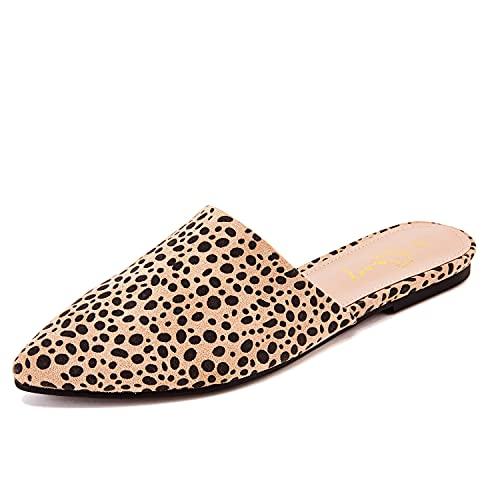 Top 10 best selling list for flat backless pointy toe shoes