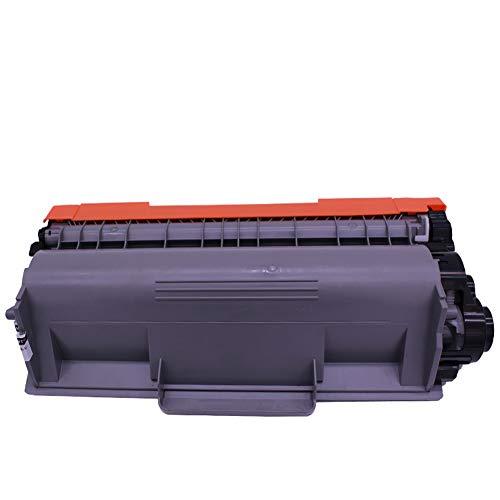 YBCD TN3380 Cartucho de tóner, Compatible Brother HL-6180DW HL-5450DN HL-5440D HL-5445 MFC-8520DN MFC-8515DN HL-6180DWT HL-5470DW HL-5470DW Impresora láser Kit de Unidad de tóner