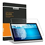 MEGOO Microsoft Surface Book 2 (15 Zoll), Schutzfolie [HD gehärtetes Glas] Hohe Antwort Anti-Scratch Einfache Installation Bildschirmschutzfolie für Surface Book 2-15 Zoll