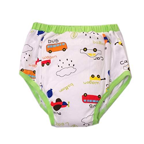 [ママミッケ] リハビリパンツ メンズ 大人用 下着 かわいい 綿100% 日本製 肌着 通気 柔らかい 吸湿 快適 防水機能なし (くるま、ひこうき, M)