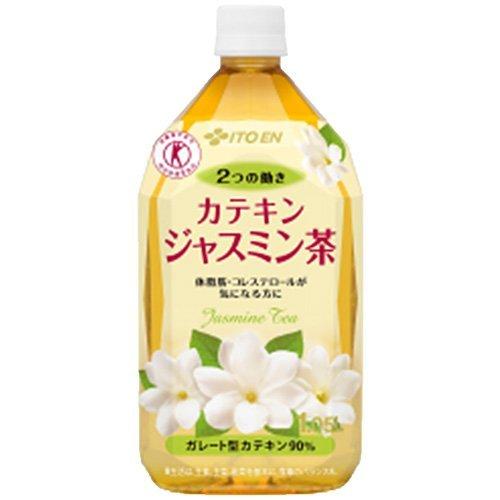 伊藤園 カテキンジャスミン茶 1.05Lペットボトル×12本×2ケース