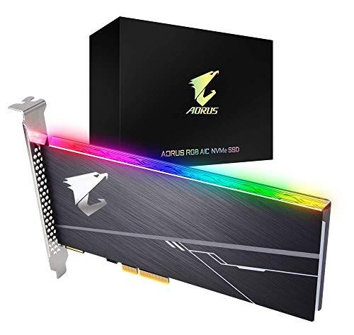 GIGABYTE SSD AORUS RGB AIC NVMe 1TB