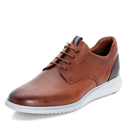 LLOYD Herren Aristo Sneaker, Braun (Fox/Cigar/T.D.Moro 2), 42.5 EU