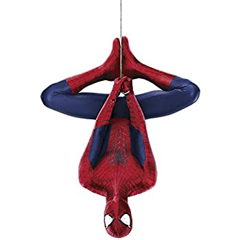 Marvel Superheroes Comic - The Avengers - The Amazing Spiderman Web Slinging Giant Wall Decal Sticker