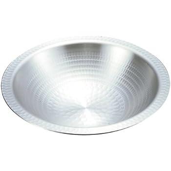 Amazon アルミ 打出 うどんすき鍋 30cm うどんすき鍋 オンライン通販