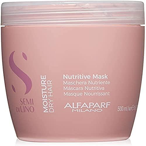 Alfaparf Mascarilla Hidratante y Rejuvenecedora para el cabello - 500 ml