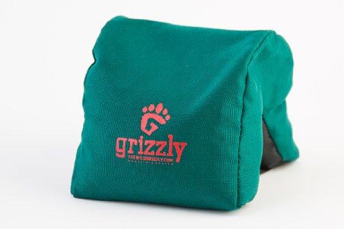 Grizzly Camera Bean Bag (Medium-Green), Photography Bean Bag, Video Bean Bag, Camera Support, Camera Sandbag, Camera Beanbag, Spotting Scope Support, Birders, African Safari, Photography Tours