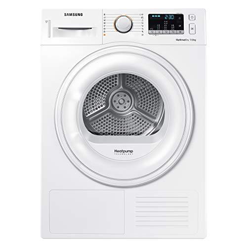 Samsung DV70M50201W Asciugatrice 7 kg, Bianco con Oblò Bianco
