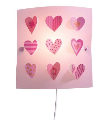 HABA 7559 - Wandlampe Herzen