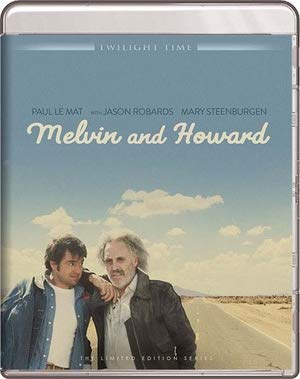 Melvin and Howard Blu Ray ( Twilight Time )